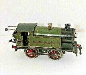Hornby O gauge clockwork Loco Great Western 6600 Well used & worn Model train 10