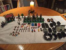Lego Ritter/Castle Falken/Löwen Konvolut mit vielen Extras+Lego 6041