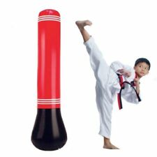"""59"""" Inflatable Punching Bag Kick Boxing Toy Wrestling Kids Sports Bop Adult"""
