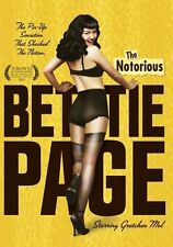 Notorious Bettie Page (Christopher Bauer) - Region Free DVD - Sealed