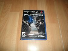 Transformers the Game - Sony PlayStation 2