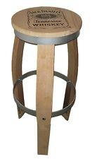 Sgabelli Sgabello per tavolo botte legno  doghe botte rovere 70 CM