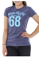 Ladies Girls Tokyo Laundry Designer T Shirt 68 Print Crew Neck Casual Top 8-16.
