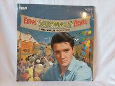 Elvis Presley, Roustabout, RCA, LP, NM/VG+; shrink