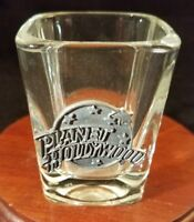Collectible Barware Shot Glass Planet Hollywood Pewter