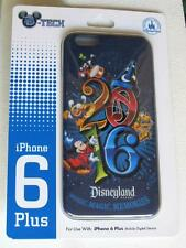 Disneyland  2016 logo   iPhone 6 PLUS   Snap on cover / case  NEW