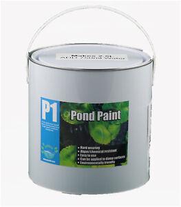 Psealit Black Waterproofing P1 Pond Coating Paint