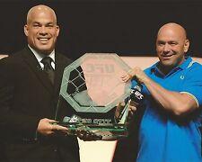 Tito Ortiz & Dana White 8x10 Photo Picture UFC Hall of Fame 13 22 25 40 44 47 61