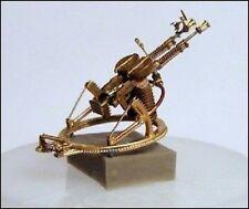 Mini World 7201 1/72 Brass Degtyaryov DA-2 coupled machine-gun on TUR-5 ring