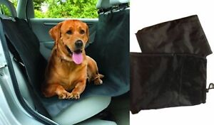Dog Car Seat Cover, Waterproof & Scratch Proof & Nonslip Back Seat Cover