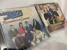 Los Yonics La Verdadera Histori Y Los Bukis Romanticos De Corazon - 2 Cds- New