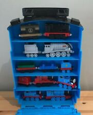 Thomas The Tank Engine Case & Trains Die Cast Talking Sound Light Spencer Gordon