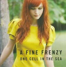 One Cell in the Sea by A Fine Frenzy (CD, Jul-2007, Virgin)