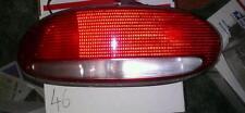 96 97 98 99 00 CHRYSLER SEBRING LEFT DRIVER SIDE REAR BRAKE TAIL LIGHT OEM