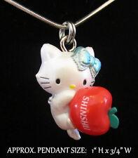 Persian Kitten Cat Necklace