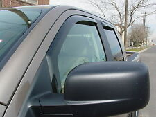 In-Channel Wind Deflectors for 2007 - 2010 Ford Explorer Sport Trac