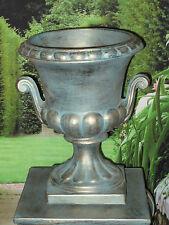 Vase Kübel Deko  Garten Antik Designe Pokal Blumenkübel Pflanzkübel 0824 -62