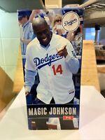 MAGIC JOHNSON 2014 BOBBLEHEAD NEW IN BOX / STADIUM GIVEAWAY