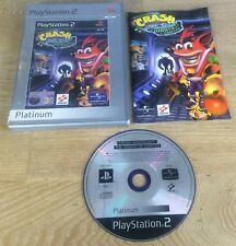 Crash Bandicoot: The Wrath of Cortex PlayStation 2 Boxed & Complete with Manual