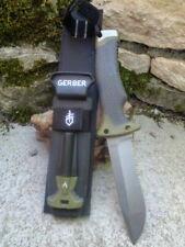 Couteau de Survie Gerber Ultimate Survival Lame Acier 7Cr17MoV Serrated G1829