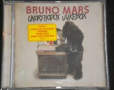 Bruno Mars - Unorthodox Jukebox - ORIGINALUK ISSUE  CD