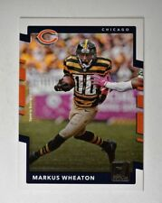 2017 Donruss #127 Markus Wheaton - NM-MT
