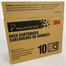 IMATION 3M - MLR3 25/50GB Data Tape Cartridge - Box of 10 - NEW Factory Sealed