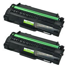 2PK MLT-D105S 105L Black Cartridge For Samsung MLT-D105L Toner ML-2525 ML-2525W