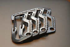 US.Seller Leatherman Carabiner Cap Lifter Hex Driver&Bottle Opener Keychain Tool