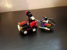LEGO 71229 Dimensions Joker Copter & Quinn-Mobile just builds