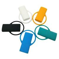 Silicone Lighter Cover Safe Stash Clip KeyChain Lighter Holder Secure B2D6