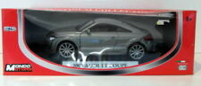 Véhicules miniatures gris moulé sous pression pour Audi