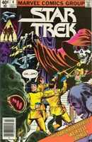 Star Trek (1980 series) #4 in Very Fine + condition. Marvel comics [*2c]