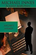Appleby's Answer (Inspector Appleby), Innes, Michael, Very Good Book