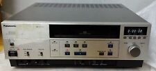 Professional Panasonic AG-6100 VCR VTP Dolby