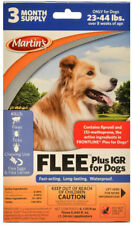 Flee Plus Igr Spot on Dog flea drops 23-44 pound 3 month supply (Frontline Plus)