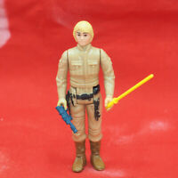 Vintage Star Wars Luke Skywalker Bespin Fatigues Action Figure w/ Weapons