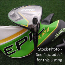 Callaway Golf Epic Flash Driver Choose Loft/Shaft/Flex - NEW