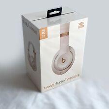 Beats Studio3 Wireless Noise Cancelling Over-Ear Headphones, Porcelain Rose, NEW