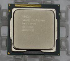 Intel i5-3470 Quad Core (SR0T8) 3.20 GHz FCLGA1155  Ivy Bridge Desktop Processor