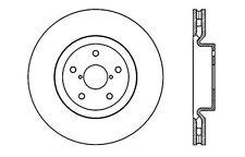 Centric Parts 125.47022 Front Premium Brake Rotor