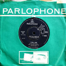 The George Martin Orchestra - I Feel Fine / The Niagara Theme 7""