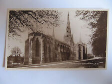 Lichfield Cathedral, North East - Valentine's Real Photo Picture Panel