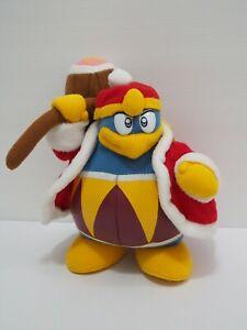 "Rare Kirby Dream Land King Dedede Banpresto 2002 Plush 7"" Toy Doll Japan"