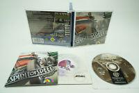Sega Dreamcast *Spirit of Speed 1937* OVP mit Anleitung