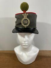 More details for victorian british army berkshire rifle volunteers, officer shako helmet