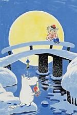 1000 Pieces Jigsaw Puzzle Winter in the Moomin Valley 10-1303 from Japan*