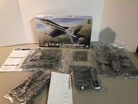 Revell F/A-18E Super Hornet 1:48 Scale Plastic Model Kit