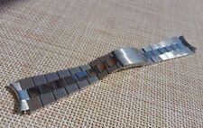 Bracelet Revue Thommen - Stainless steel Vintage clasp band 20 mm NOS