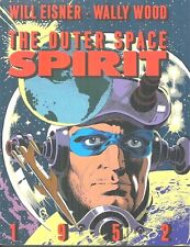 THE OUTER SPACE SPIRIT Will Eisner, Wally Wood & Jules Feiffer - 1952 EPISODES